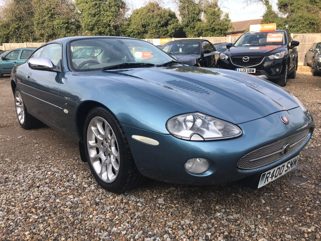 JAGUAR XKR Coupe 4.0 Supercharged 2dr