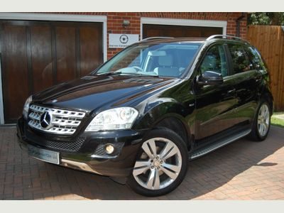 MERCEDES-BENZ M CLASS SUV 3.0 ML350 CDI BlueEFFICIENCY Sport 5dr