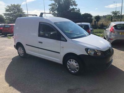 VOLKSWAGEN CADDY Other 1.6 TDI C20 Panel Van 4dr
