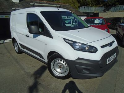 FORD TRANSIT CONNECT Panel Van 1.6 TDCi L1 200 Panel Van 4dr