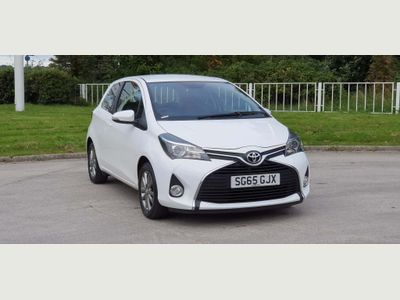 TOYOTA YARIS Hatchback 1.0 VVT-i Icon 3dr