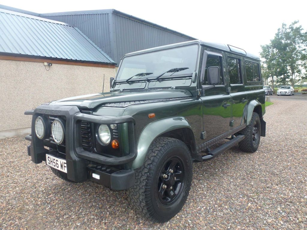 LAND ROVER DEFENDER 110 SUV 2.5 TD5 County 5dr
