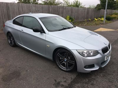 BMW 3 SERIES Coupe 3.0 330d Sport Plus 2dr