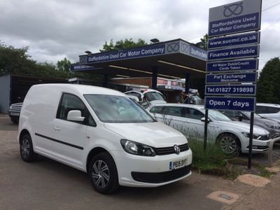 VOLKSWAGEN CADDY Other 1.6 TDI C20 Trendline Panel Van 4dr