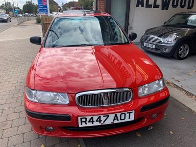 ROVER 400 Saloon 2.0 420 T GSi 4dr