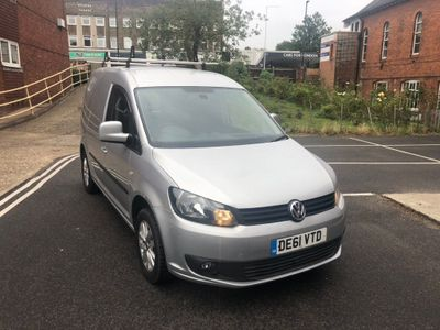 VOLKSWAGEN CADDY Other 1.6 TDI C20 Panel Van DSG 4dr