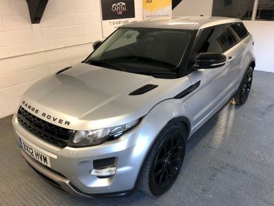 LAND ROVER RANGE ROVER EVOQUE Coupe 2.2 SD4 Dynamic 4X4 3dr
