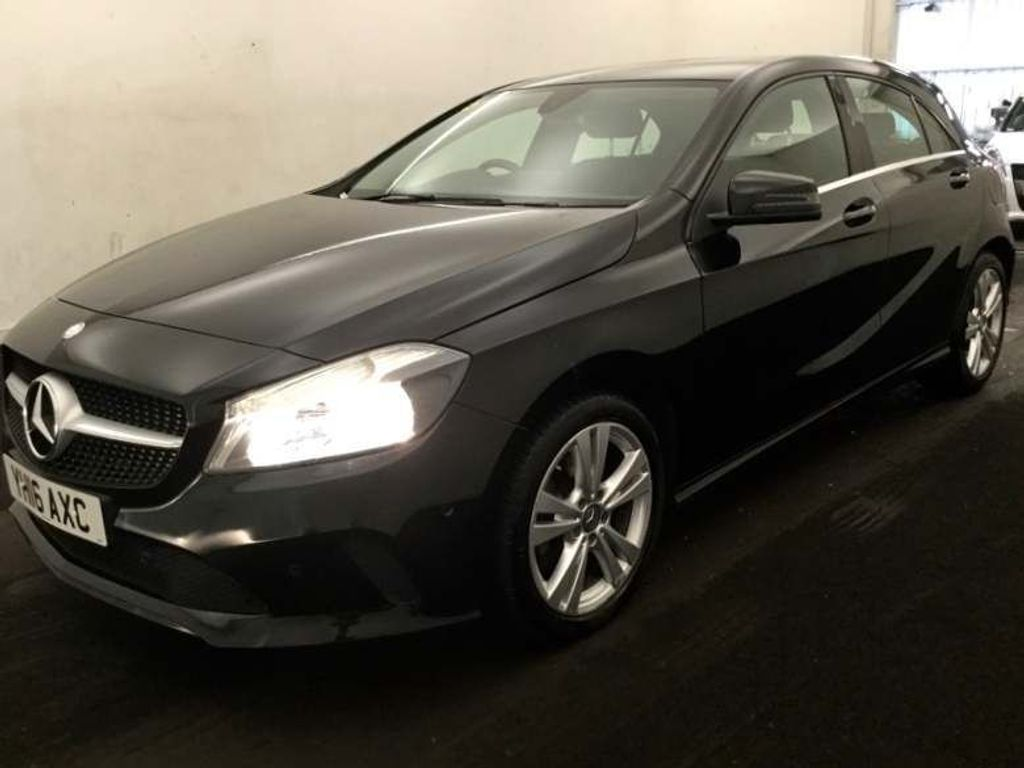 MERCEDES-BENZ A CLASS Hatchback 1.6 A180 Sport (Executive) 7G-DCT (s/s) 5dr