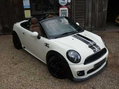 MINI ROADSTER Convertible 1.6 John Cooper Works Roadster 2dr