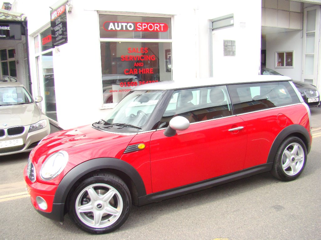 MINI CLUBMAN Estate 1.6 Cooper 4dr