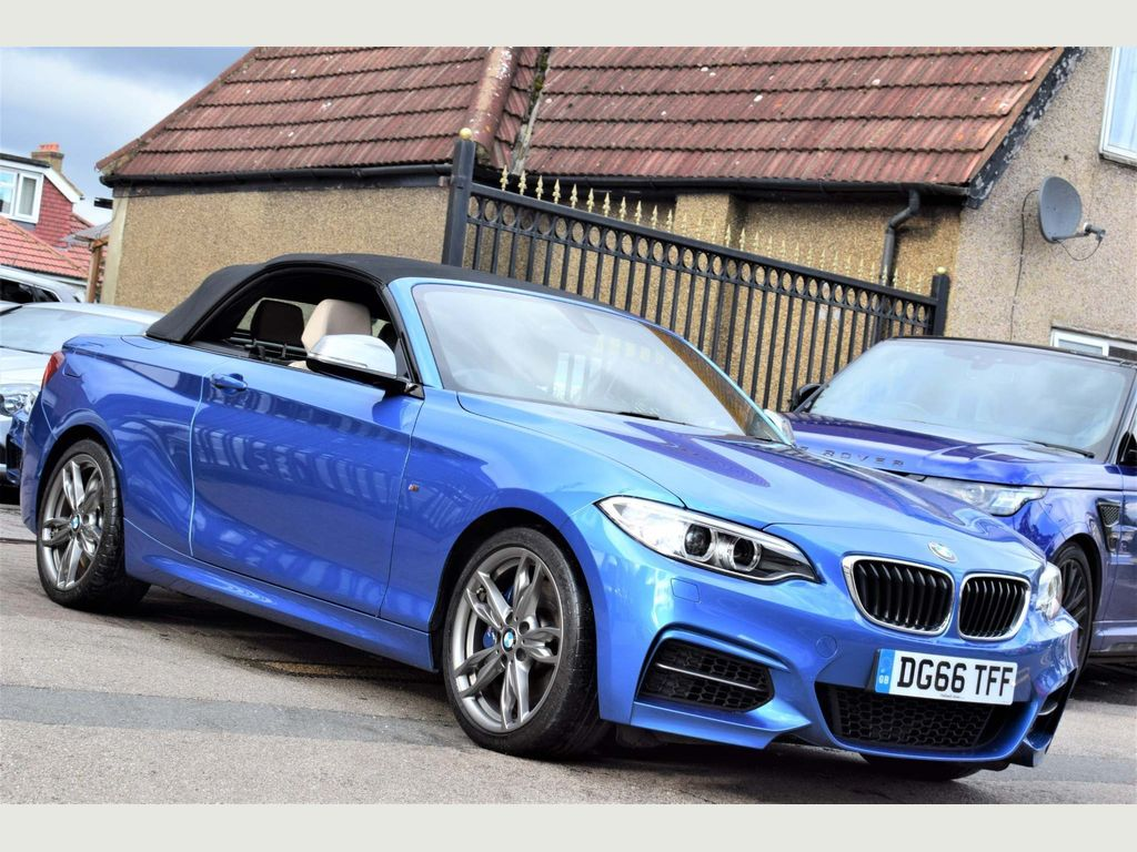 BMW 2 SERIES Convertible 3.0 M240i (s/s) 2dr