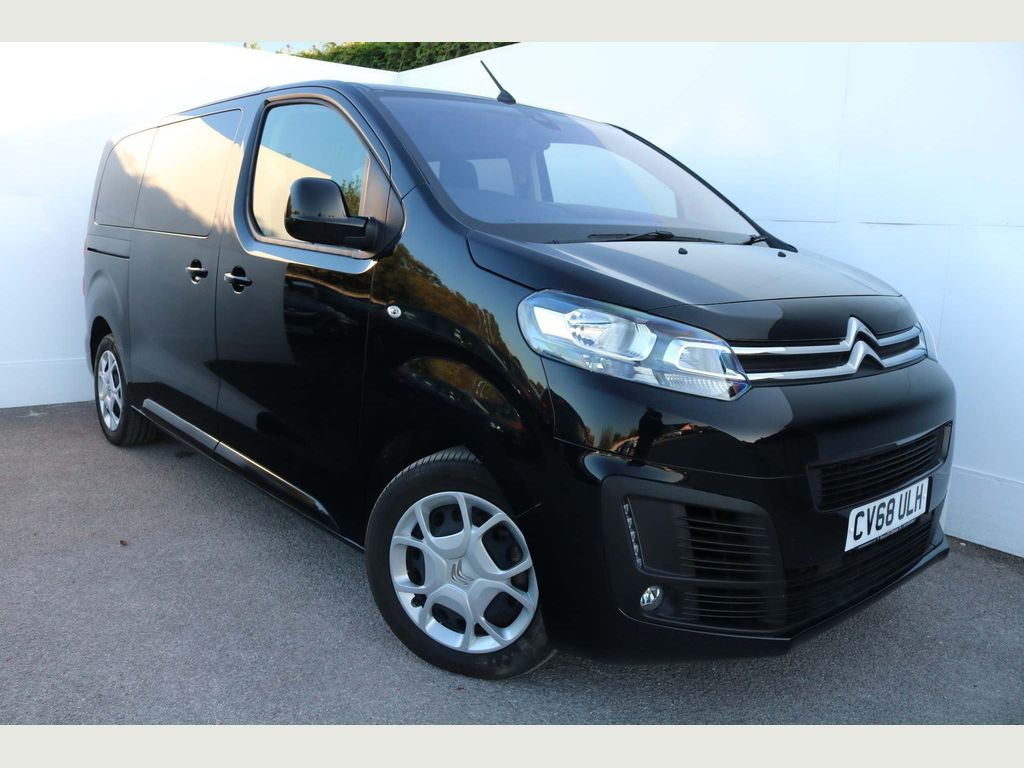 CITROEN SPACETOURER MPV 1.5 BlueHDi Feel M (s/s) 5dr