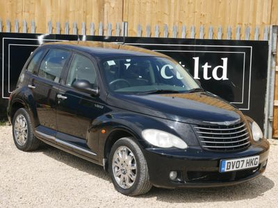 CHRYSLER PT CRUISER Hatchback 2.4 Limited 5dr