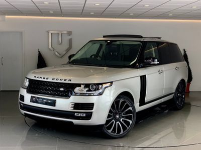 LAND ROVER RANGE ROVER SUV 4.4 SD V8 Autobiography 4X4 (s/s) 5dr