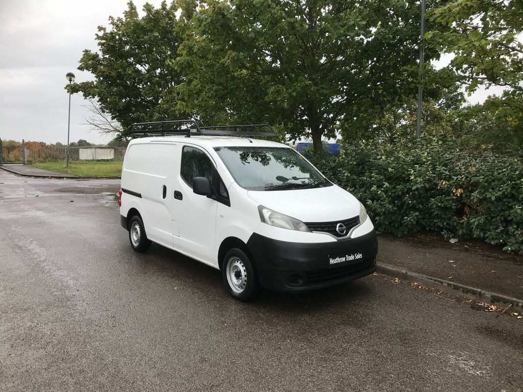 NISSAN NV200 Other 1.5 dCi SE 5dr