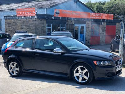 VOLVO C30 Coupe 1.6 D DRIVe R-Design 2dr