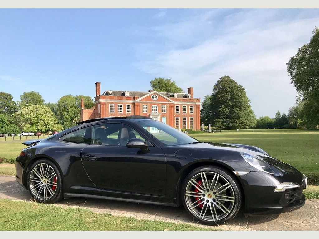 PORSCHE 911 Coupe 3.8 991 Carrera 4S PDK 4WD (s/s) 2dr