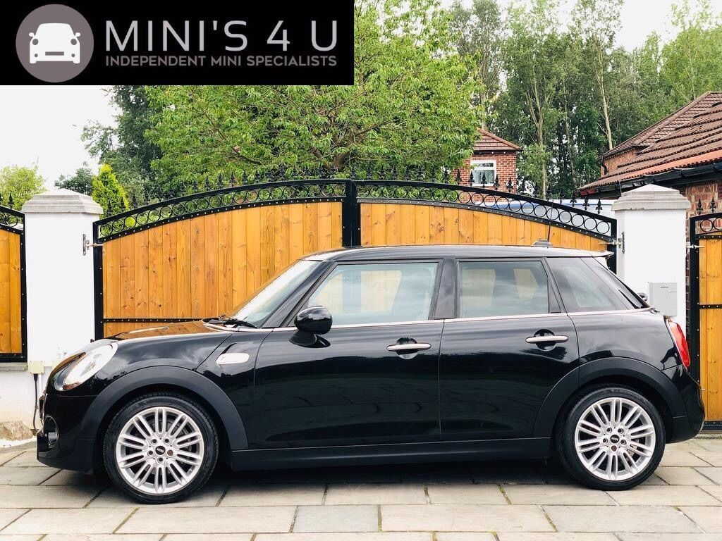MINI HATCH Hatchback 2.0 Cooper S Auto (s/s) 5dr