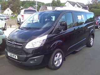 Used Vans for sale in Dumbarton, Dunbartonshire | Lomond Van