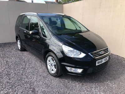 FORD GALAXY MPV 1.6 EcoBoost Zetec 5dr