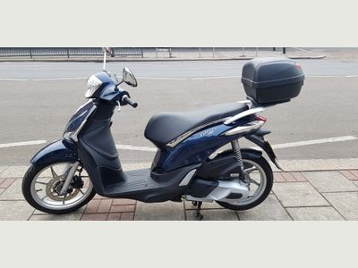 PIAGGIO LIBERTY Scooter 125 125 i-Get