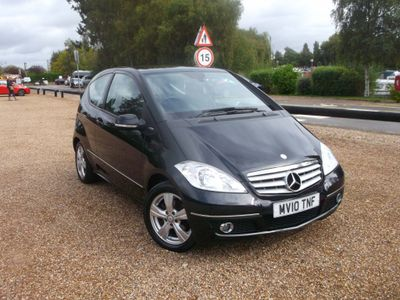 MERCEDES-BENZ A CLASS Hatchback 1.5 A160 BlueEFFICIENCY Avantgarde SE 3dr