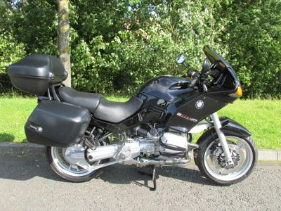BMW R1100 Tourer 1100 RS-SE