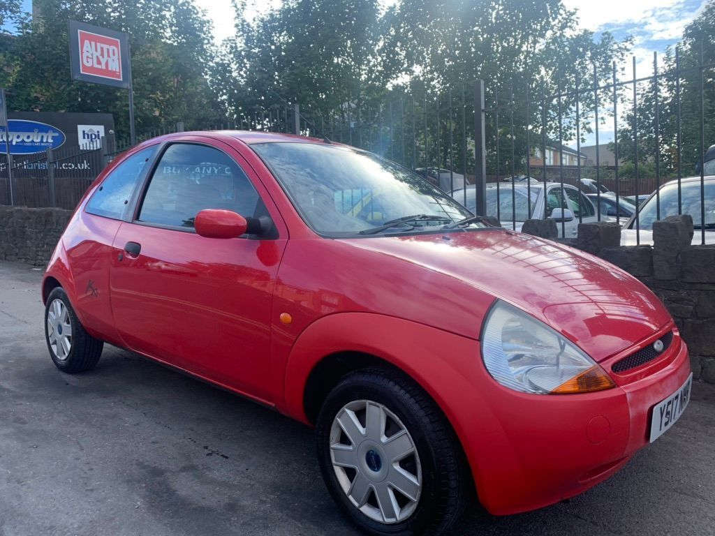 FORD KA Hatchback 1.3 2 3dr