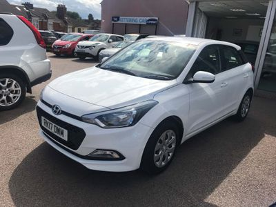 HYUNDAI I20 Hatchback 1.2 S Manual 5dr