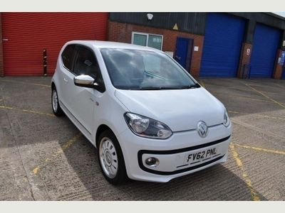 VOLKSWAGEN UP! Hatchback 1.0 Up! White 3dr