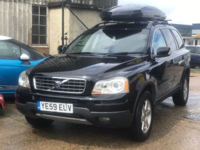 VOLVO XC90 SUV 2.4 D5 Active Premium Geartronic AWD 5dr