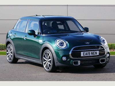 MINI HATCH Hatchback 2.0 Cooper S Exclusive Steptronic (s/s) 5dr