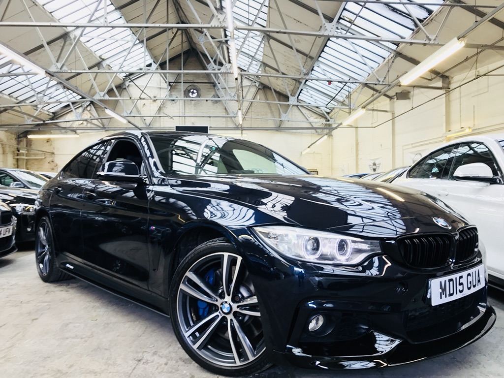 BMW 4 SERIES GRAN COUPE Coupe 3.0 435d M Sport Gran Coupe xDrive 5dr