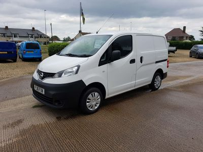NISSAN NV200 Other 1.5 dCi Acenta Panel Van 5dr