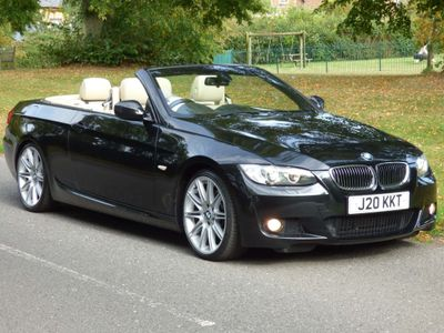 BMW 3 SERIES Convertible 3.0 325i M Sport Highline 2dr