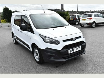 FORD TRANSIT CONNECT Other 1.6 TDCi L2 230 Double Cab-in-Van 6dr