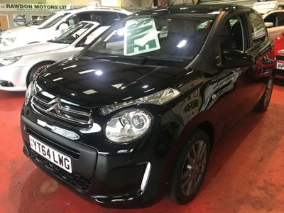 CITROEN C1 Convertible 1.0 VTi Feel Airscape 5dr