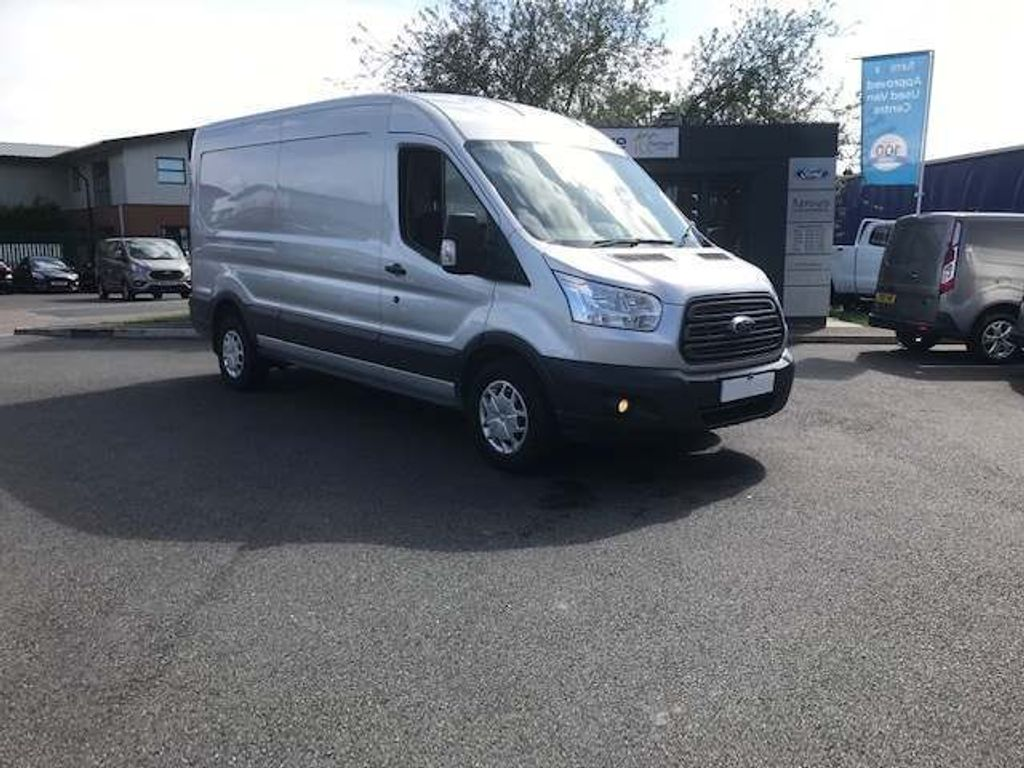 FORD TRANSIT Panel Van 350 L3 H2 TREND 2.0 130 PS