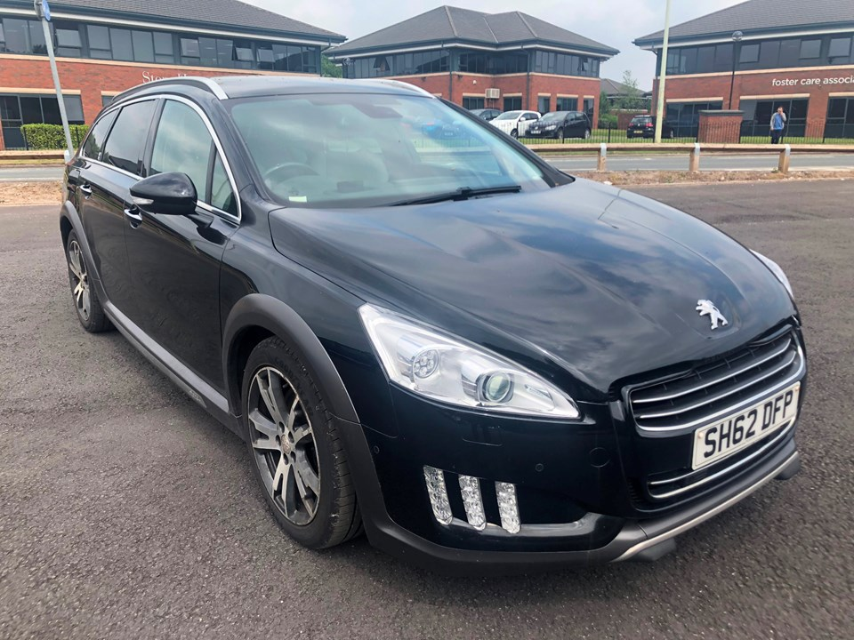 PEUGEOT 508 SW Estate 2.0 HDi Hybrid4 RXH Limited Edition 4X4 5dr