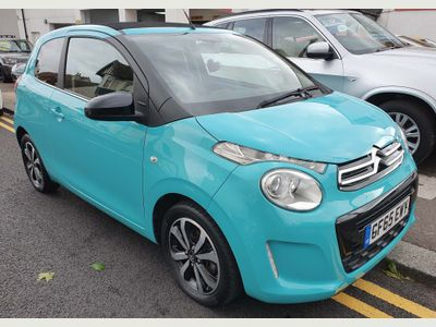 CITROEN C1 Convertible 1.2 PureTech Flair Airscape 3dr