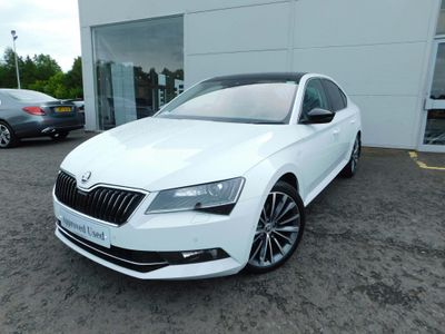 SKODA SUPERB Hatchback 2.0 TDI SCR Laurin & Klement DSG 5dr
