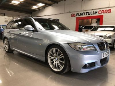 BMW 3 SERIES Estate 3.0 325i M Sport Touring 5dr