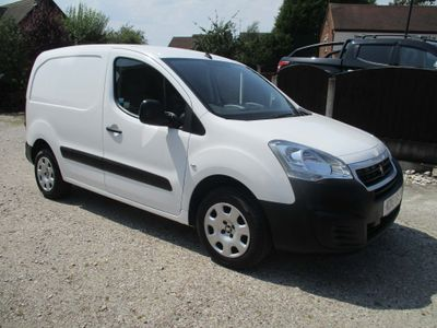 PEUGEOT PARTNER Other 1.6 BlueHDi (Eu6) Professional L1 854 5dr