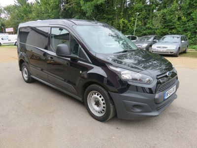 FORD TRANSIT CONNECT Other 1.6 TDCi L2 240 Panel Van 4dr