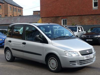 FIAT MULTIPLA MPV 1.9 MultiJet Dynamic Family 5dr