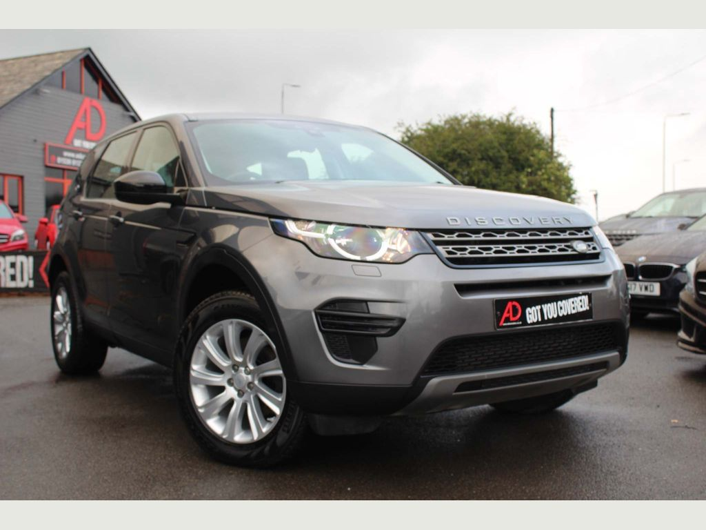 LAND ROVER DISCOVERY SPORT SUV 2.2 SD4 SE 4WD (s/s) 5dr