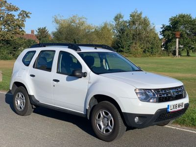 DACIA DUSTER SUV 1.6 SCe Air (s/s) 5dr