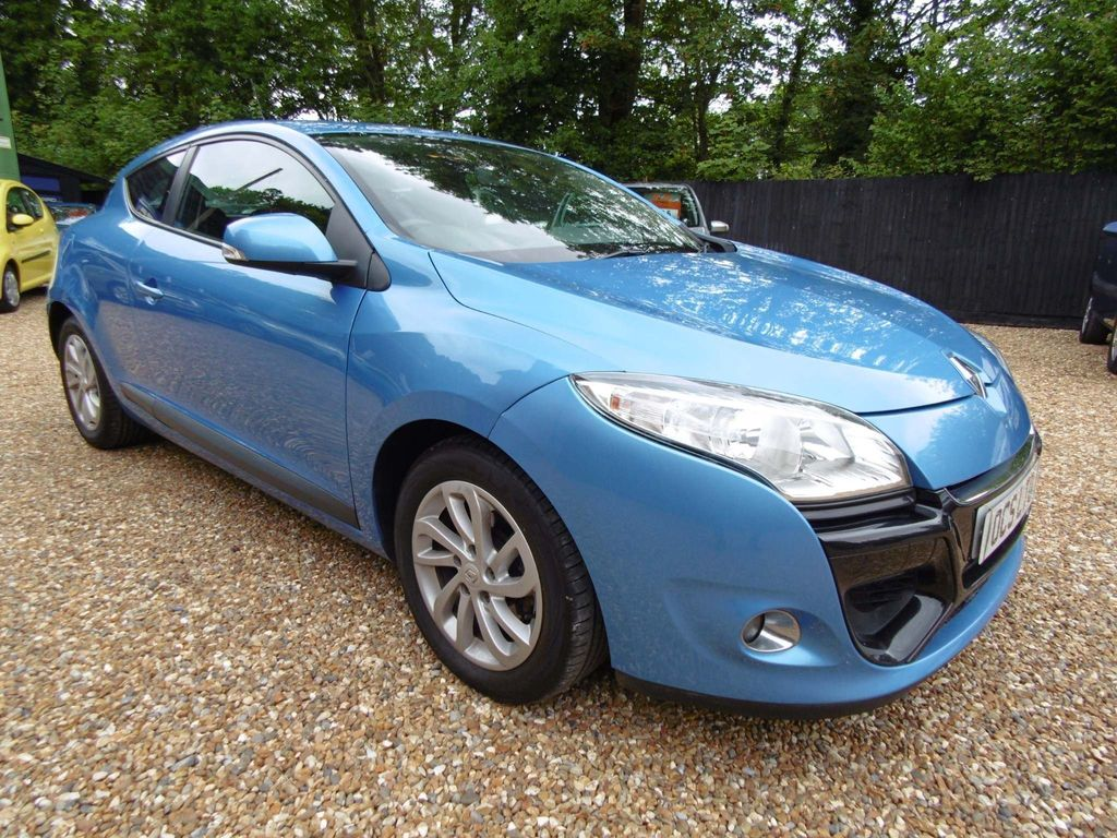 RENAULT MEGANE Coupe 1.5 dCi ECO Expression + 3dr