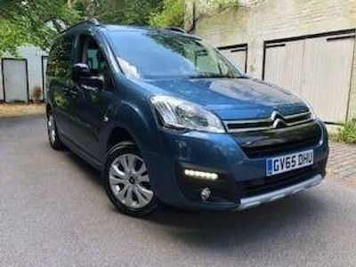 CITROEN BERLINGO MPV 1.6 BlueHDi XTR Multispace (s/s) 5dr