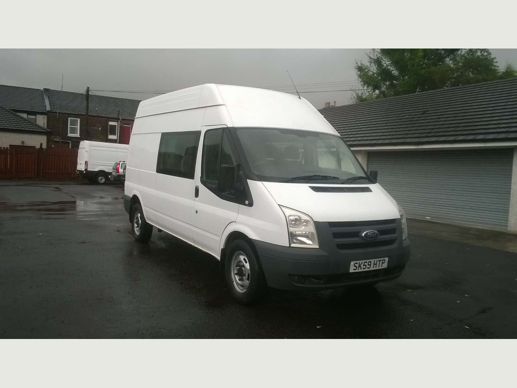 FORD TRANSIT Window Van